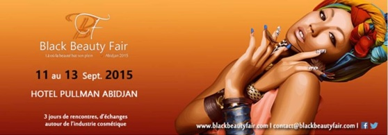 Panafrican Beauty Black Beauty Fair Abidjan