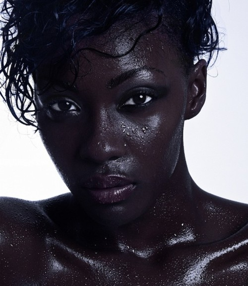 panafrican beauty oily skin