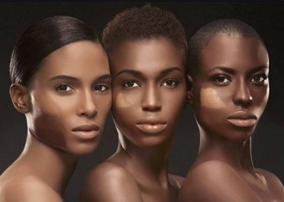 Black Up Black beauty