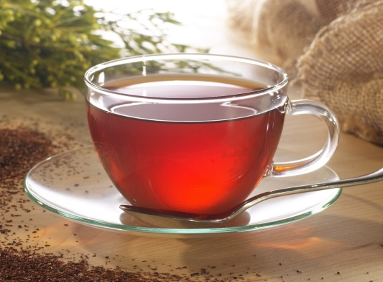 rooibos honeybush thé rouge