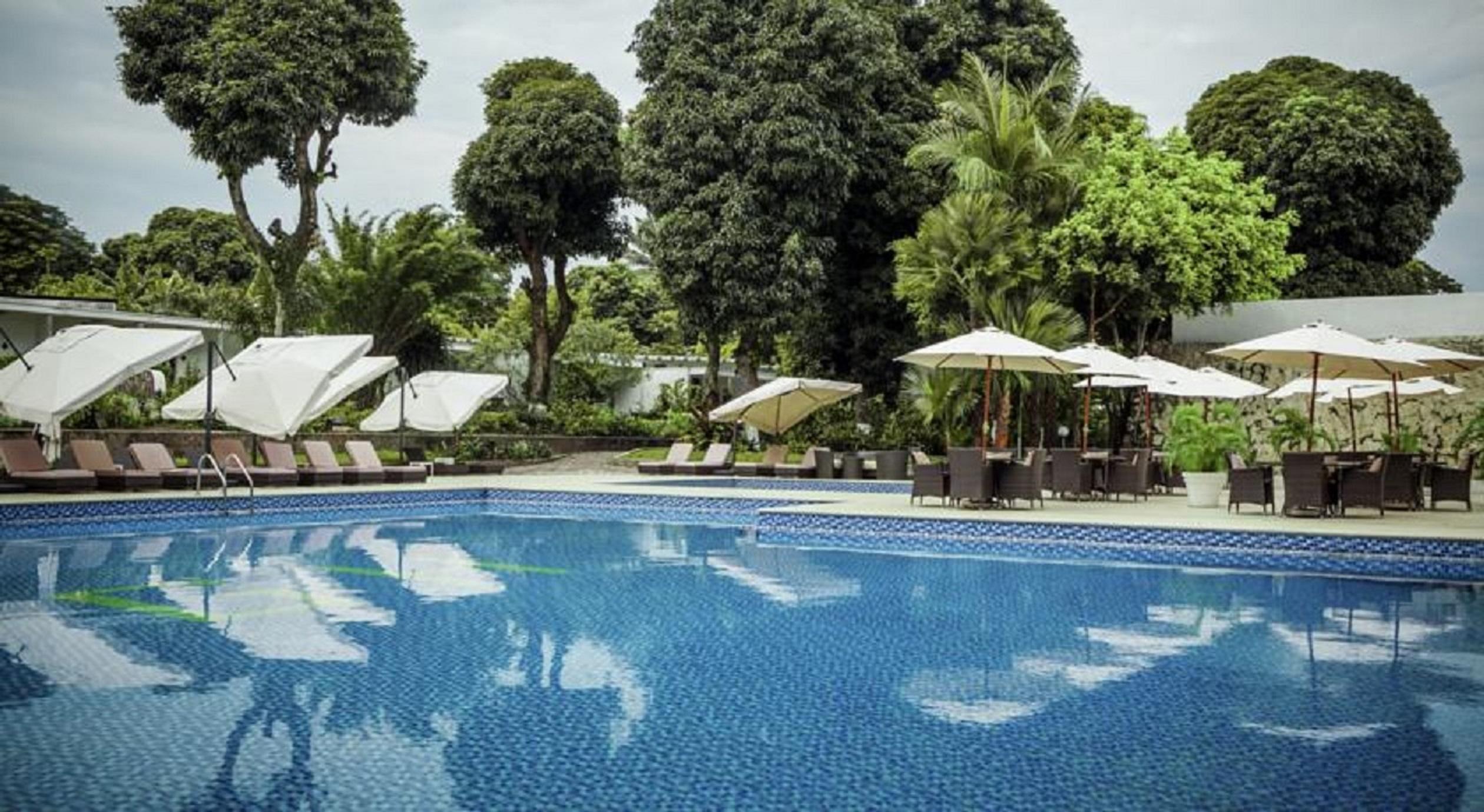 Kinshasa spa massage wellness