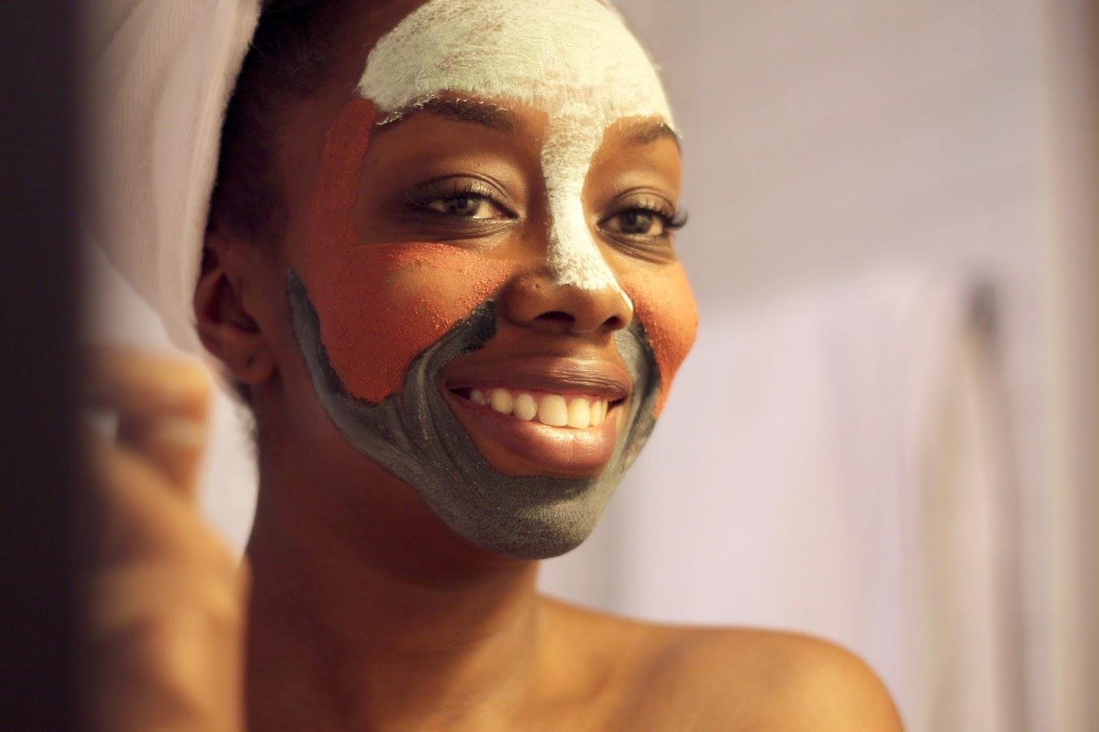 argile afrique masque multimasking