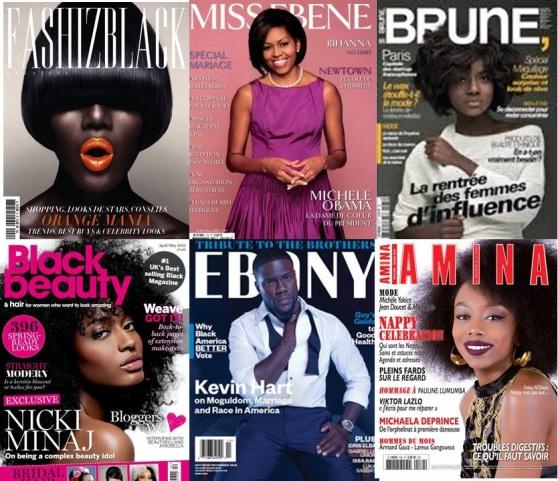 presse beauté ethnique miss ébene fashizblack brune amina ebony black beauty