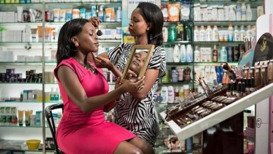 cosmétique afrique