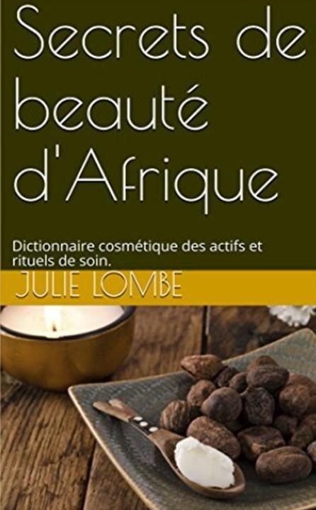 cover secrets de beauté d'afrique