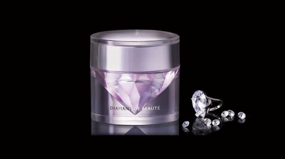 Diamant de beauté Carita